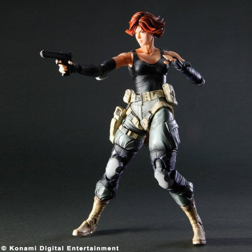 Image 3 for Metal Gear Solid - Meryl Silverburgh - Play Arts Kai (Square Enix)