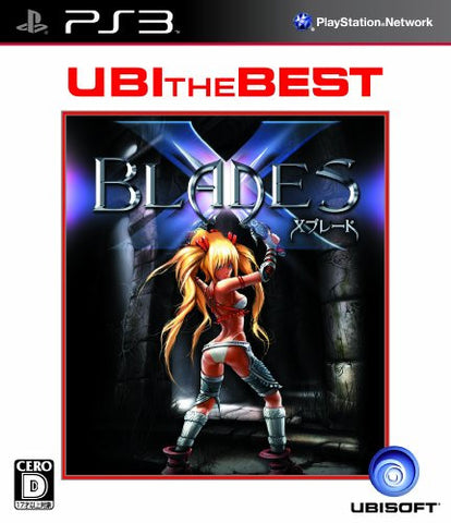 Image for X Blades (Ubi the Best)