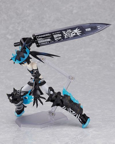 Image 4 for Black ★ Rock Shooter - Figma #SP-040 - Black ★ Rock Shooter Beast (Good Smile Company, Max Factory)