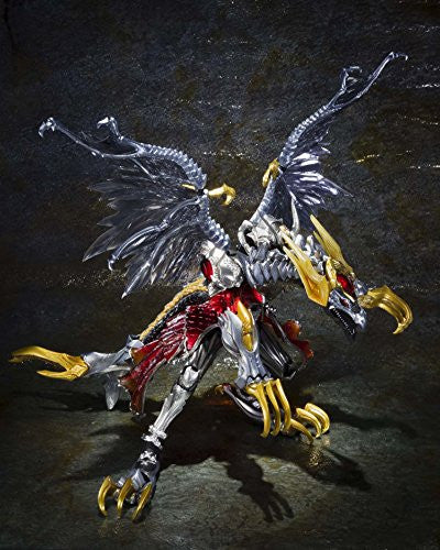 Image 8 for Kamen Rider Wizard - S.I.C. - Flame Dragon Style, All Dragon (Bandai)