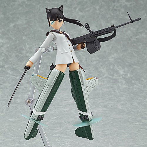 Image 6 for Strike Witches Movie - Sakamoto Mio - Figma #282 (Max Factory)