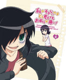 Thumbnail 2 for WataMote - No Matter How I Look at It It's You Guys' Fault I'm Not Popular Vol.4