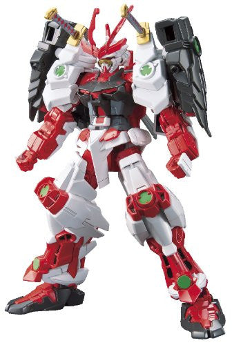 Image 4 for Gundam Build Fighters - Samurai no Nii Sengoku Astray Gundam - HGBF - 1/144 (Bandai)