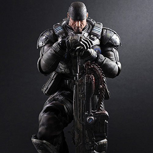 Image 3 for Gears of War - Marcus Fenix - Play Arts Kai (Square Enix)