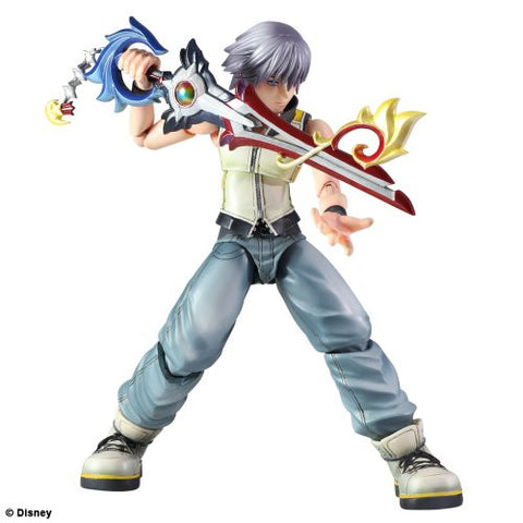 Image for Kingdom Hearts 3D: Dream Drop Distance - Riku - Play Arts Kai (Square Enix)