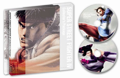 Image 3 for Super Street Fighter IV [Collectors Package]