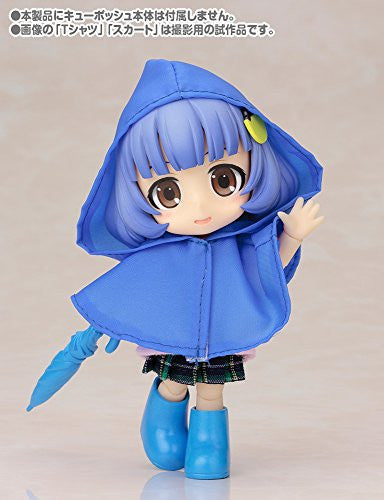 Image 6 for Cu-Poche - Cu-Poche Extra - Rainy Day Set - Blue (Kotobukiya)