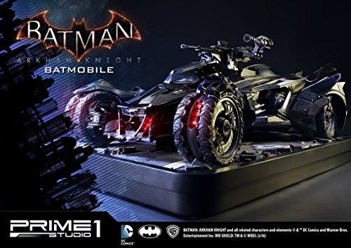 Image 10 for Batman: Arkham Knight - Museum Masterline Series MMDC-03 - Batmobile - 1/10 (Prime 1 Studio)
