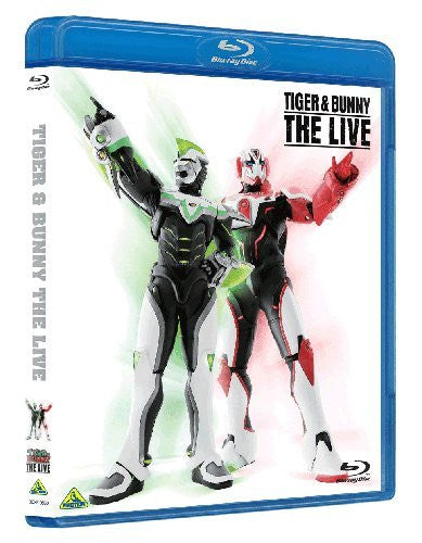 Image 2 for Tiger & Bunny The Live