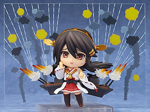 Image 4 for Kantai Collection ~Kan Colle~ - Haruna - Nendoroid #495 (Good Smile Company)