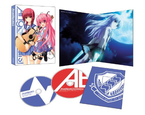 Image 1 for Angel Beats Vol.2 [Limited Edition]