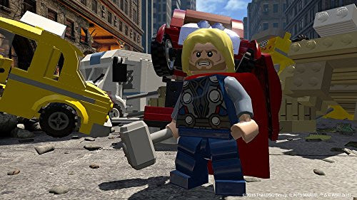 Image 2 for LEGO Marvel's Avengers