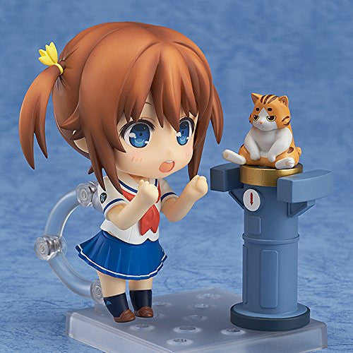 Image 3 for High School Fleet - Isoroku - Misaki Akeno - Nendoroid #674 (Good Smile Company)