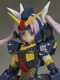 Thumbnail 16 for Kidou Senshi Z Gundam - RX-178 Gundam Mk-II - RMS-154 Barzam - A.G.P. - MS Girl - Titans Specification (Bandai)
