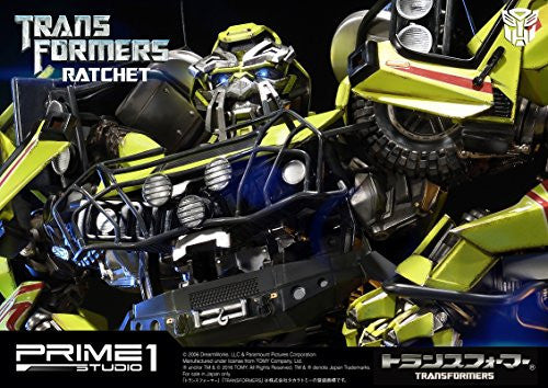 Image 4 for Transformers (2007) - Ratchet - Museum Masterline Series MMTFM-13 (Prime 1 Studio)