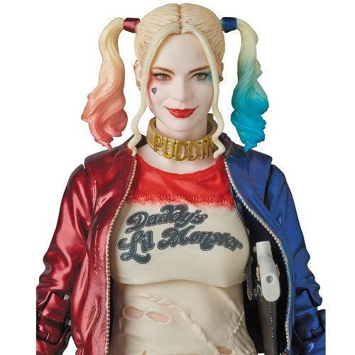 Image 6 for Suicide Squad - Harley Quinn - Mafex No.033 (Medicom Toy)