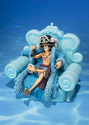 Image 5 for One Piece - Monkey D. Luffy - Figuarts ZERO - One Piece 20th Anniversary ver.