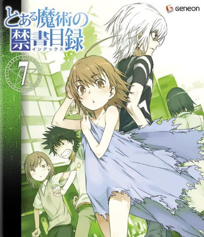 Image for To Aru Majutsu No Index Vol.7 [Limited Edition]