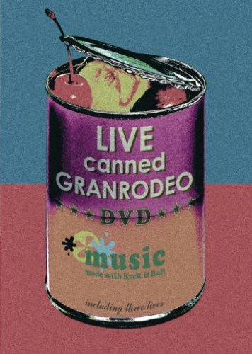 Image 1 for Live Canned Granrodeo