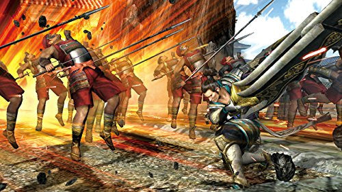 Image 2 for Sengoku Musou 4 (Playstation 3 the Best)