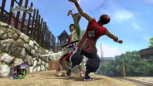 Image 2 for Samurai Dou 4 Plus [PlayStation 3 the Best Version]