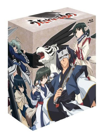 Image for Utawarerumono Blu-ray Disc Box [Limited Edition]