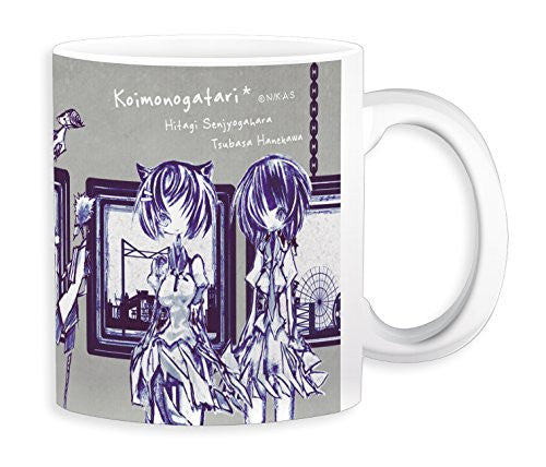 Image 1 for Monogatari Series: Second Season - Oshino Shinobu - Mug - Onimonogatari (Gift)