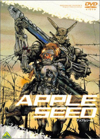 Image for Appleseed