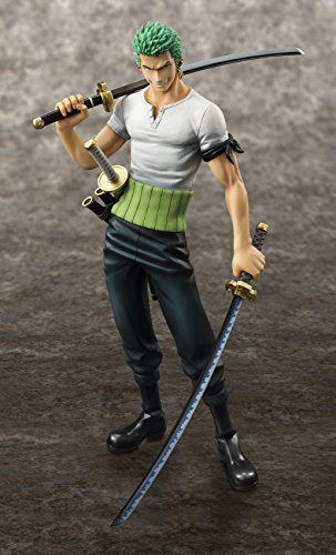 Image 8 for One Piece - Roronoa Zoro - Excellent Model - Portrait Of Pirates DX - 1/8 - 10th Limited Ver. (MegaHouse)