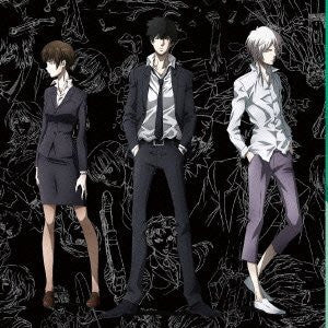 Image 1 for PSYCHO-PASS Complete Original Soundtrack