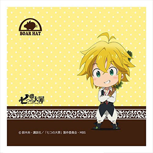 Image 1 for Nanatsu no Taizai - Meliodas - Towel - Mini Towel (Atelier Magi)