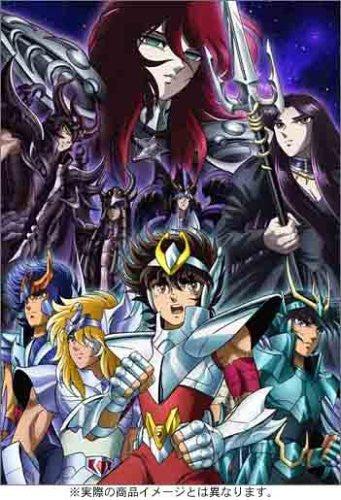 Image 1 for Saint Seiya Meiou The Hades Meikai Hen Zensho 2
