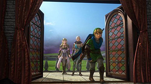Image 3 for Zelda Musou Hyrule All Stars Treasure Box [Limited Edition]