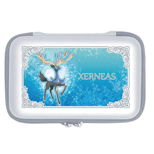 Image 2 for Pokemon Hard Pouch for 3DS LL (Xerneas)