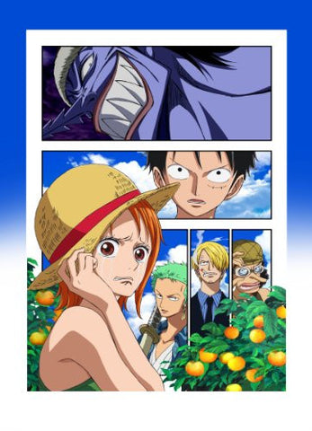 Image for One Piece Episode Of Nami Tears Of A Navigator And The Bonds Of Friends / Kokaishi No Namida To Nakama No Kizuna