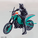 Kamen Rider Black - Mecha Colle - Mecha Collection Kamen Rider Series - Battle Hopper (Bandai) - 4