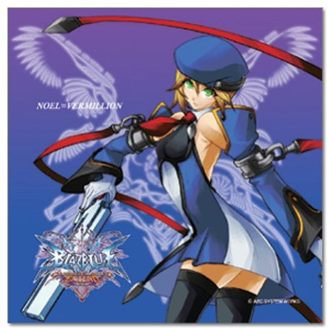 Image for Blazblue: Continuum Shift Extend Noel=Vermillion Edition Cleaning Cloth