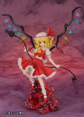 Image 1 for Touhou Project - Flandre Scarlet - 1/8 - Ver. 2