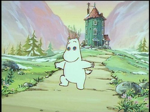Image 2 for Tanoshii Moomin Ikka Maho No Boshi Etc.