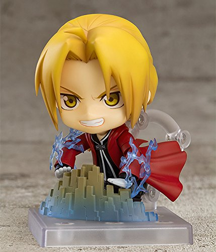 Image 3 for Hagane no Renkinjutsushi - Edward Elric - Nendoroid #788 (Good Smile Company)