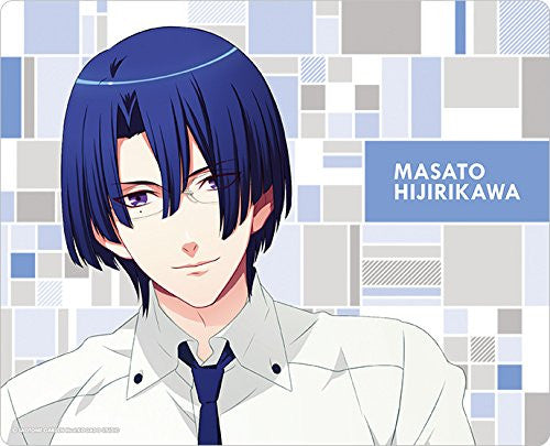 Image 1 for Uta no☆Prince-sama♪ - Hijirikawa Masato - Mousepad - Glasses Ver. (Broccoli)
