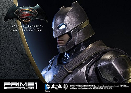 Image 3 for Batman v Superman: Dawn of Justice - Batman - High Definition Museum Masterline Series HDMMDC-06 - 1/2 - Armored (Prime 1 Studio)