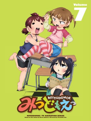 Image 1 for Mitsudomoe Vol.7 [Blu-ray+CD Limited Edition]