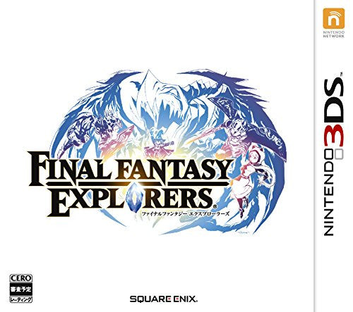 Image 1 for Final Fantasy Explorers