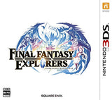 Final Fantasy Explorers - 1