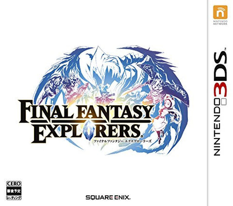 Image for Final Fantasy Explorers