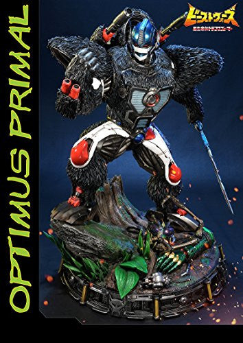 Image 7 for Beast Wars - Optimus Primal - Premium Masterline PMTFBW-01 (Prime 1 Studio)