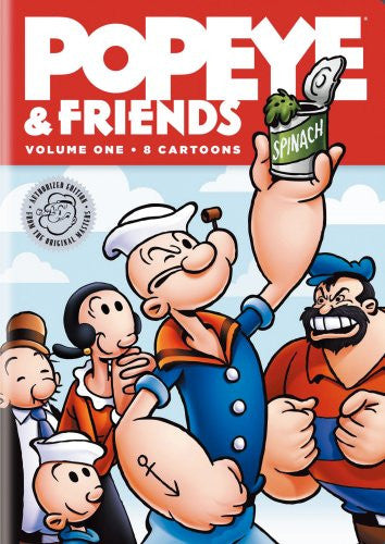 Image 1 for Popeye & Friends
