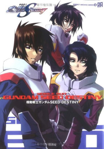 Image for Gundam Seed Destiny (Perfect Archive Series)