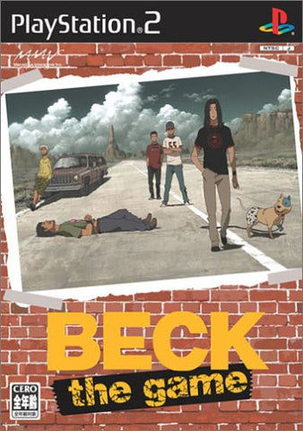 Image for Beck The Game